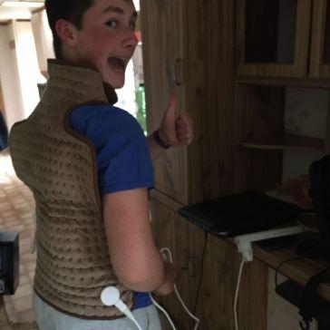 Aarons Rückenwärmer teil 2