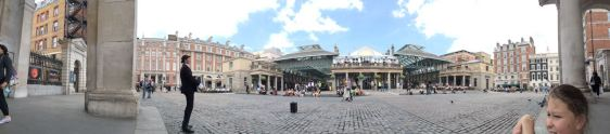 Panorama Bild von Covent Garden