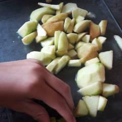 Kleine Äppelche