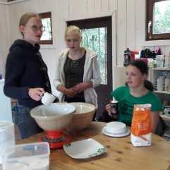 Die Drei Kuchenbäckerrinnen